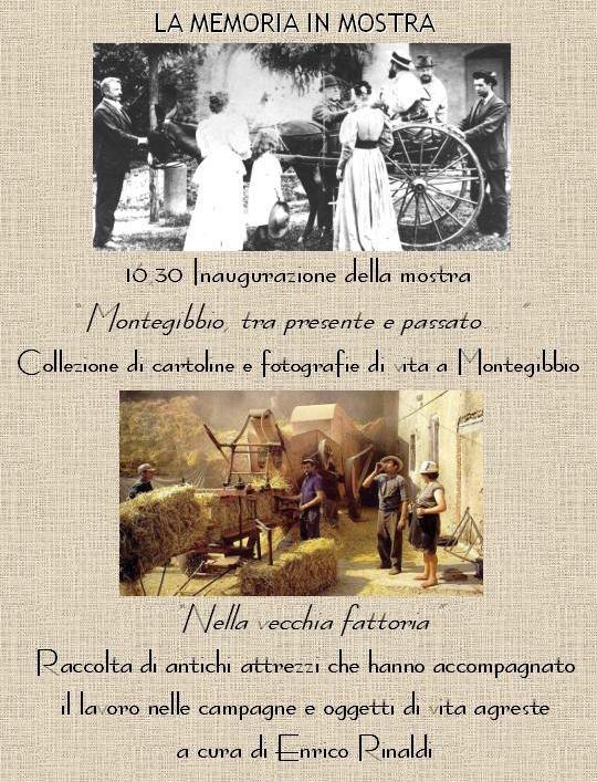 Montegibbio Memorial Festival