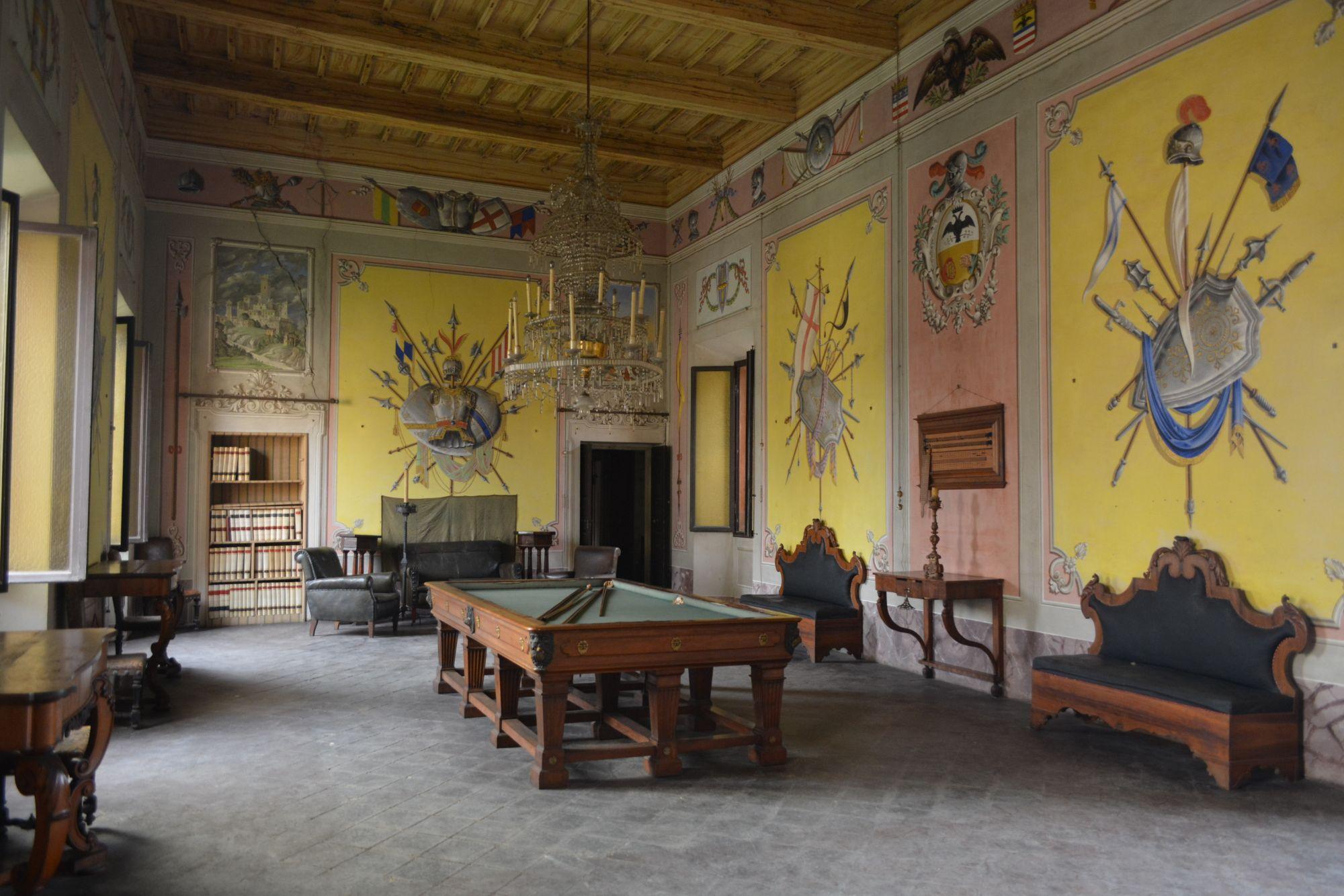 Apertura Straordinaria - Visite Guidate all'interno del Castello - IN AGGIORNAMENTO